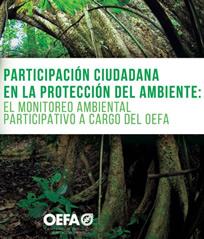 Participación ciudadana en la protección del ambiente