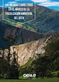 Las medidas correctivas en el marco de la fiscalización ambiental del OEFA