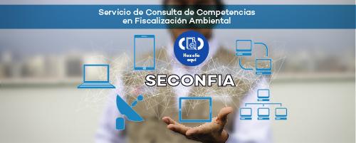 Servicio de Consulta de Competencias en Fiscalización Ambiental - Seconfia