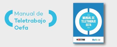 Manual de Teletrabajo - OEFA9