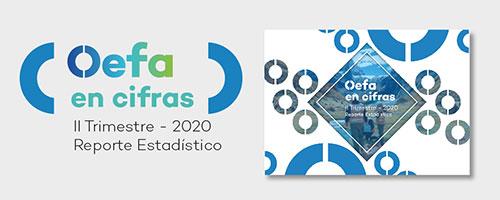 OEFA en cifras. Reporte Estadístico – II Trimestre 2020