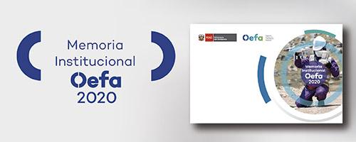Memoria Institucional OEFA 2020
