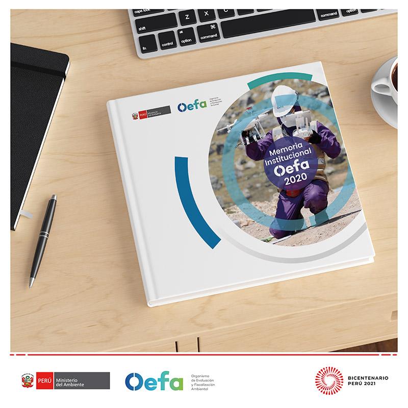 OEFA en cifras Reporte Estadístico – IV Trimestre 2020