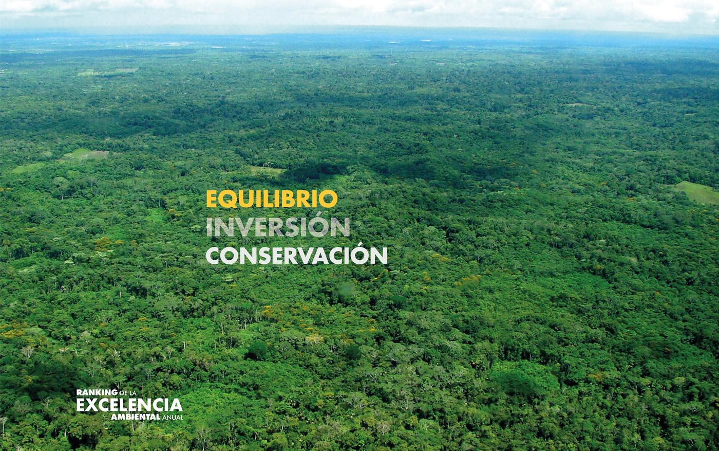 Equilibrio, inversión y conservación