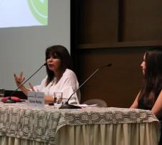 Presidenta del Consejo Directivo participó en conversatorio de la Sociedad Nacional de Minería Petróleo y Energía