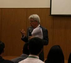 El OEFA organizó conversatorio con destacado especialista internacional en derecho administrativo