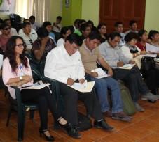 Ciudadanos del área de influencia del proyecto minero Quellaveco participan en taller de Monitoreo Ambiental Participativo del OEFA en Moquegua