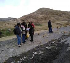 OEFA supervisa derrame de hidrocarburos en Cusco