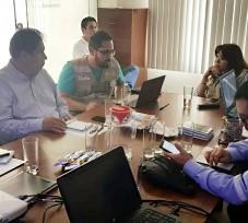 Presidenta del OEFA participa en reunión de trabajo con funcionarios del Gobierno Regional de La Libertad