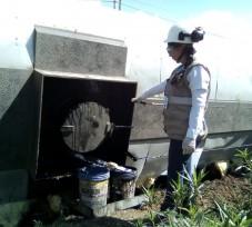 OEFA supervisa derrame de petróleo por volcadura de camión cisterna en Apurímac