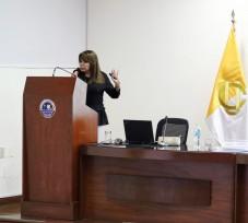 Presidenta del OEFA participa en Seminario sobre Procedimiento Administrativo General organizado por la PUCP