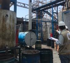 OEFA ordena a Corporación Jeshua S.A.C. medidas administrativas inmediatas para evitar afectación al ambiente en el distrito de Ventanilla