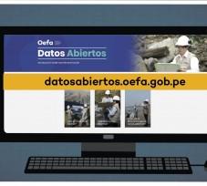 El OEFA pone a disposición de la ciudadanía su Portal de Datos Abiertos