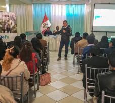 OEFA capacita a 135 funcionarios/as de las Entidades de Fiscalización Ambiental de la región Huancavelica para que formulen adecuadamente su Planefa 2019 y 2020