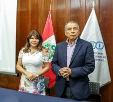 Presidenta del OEFA participa en conversatorio organizado por la Sociedad Nacional de Industrias