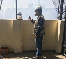 OEFA evalúa el impacto en la calidad del aire tras el incendio ocurrido en Mesa Redonda