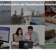 ¿Ya ingresaste al Portal Interactivo de Fiscalización Ambiental?
