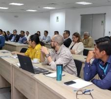 Especialistas del OEFA y del Poder Ejecutivo participan en curso sobre Gestión Pública y Políticas Ambientales