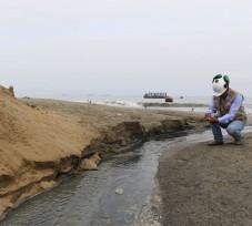 OEFA ordena a Inca Mar E.I.R.L. detener el vertimiento de efluentes a la bahía del Callao