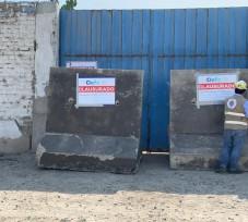 OEFA clausura un establecimiento industrial de la Empresa Pesquera Gamma S.A para evitar la afectación de la bahía El Ferrol