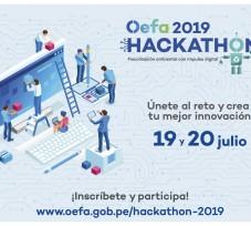 OEFA realiza su primera Hackathon para el fortalecimiento de la fiscalización ambiental en el Perú