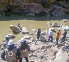 OEFA ordena a Doe Run realizar de manera inmediata la remediación del río Mantaro ante el derrame de relaves ocurrido en Huancavelica