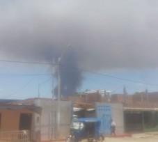 OEFA inicia supervisión ante quema de caña ocurrida en Piura