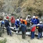 """OEFA Participa Brindando Soporte Técnico en  """"Monitoreo Ambiental Participativo"""" que se Realiza en Mallay"""