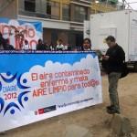 OEFA Realizó Monitoreo de la Calidad del Aire en el Distrito de Comas