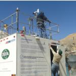 OEFA Instalará Estación Fija para el Monitoreo de la Calidad del Aire en La Oroya