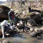 OEFA Realizó Monitoreo de Agua, Aire y Suelo en el Distrito de Cajacay