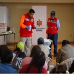 OEFA capacitó a representantes acreditados para  el Monitoreo Ambiental Participativo en Espinar