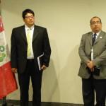 Nuevo Presidente del OEFA asumió funciones