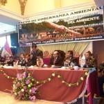 OEFA PARTICIPA EN PACTO DE GOBERNANZA AMBIENTAL EN PUNO