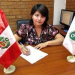 OEFA designa nueva Jefe de Asesoría Jurídica
