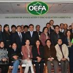 OEFA ofreció en el Cusco Seminario Taller sobre funciones de Fiscalización Ambiental