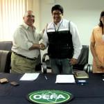 OEFA y Expertos Ambientales Australianos en tratos para fortalecer la fiscalización ambiental