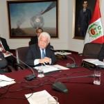 Presidente del OEFA informó al Congreso sobre cumplimiento de la normativa ambiental de la empresa minera Carabayllo S.A.