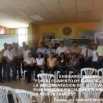 Seminario Taller sobre el Sistema Nacional de Evaluación y Fiscalización Ambiental – SINEFA, se desarrolló en Tumbes