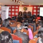 COMUNICADORES SOCIALES DEL DEPARTAMENTO DE JUNÍN PARTICIPARON EN EL TALLER FISCALIZANDO JUNTOS OFRECIDO POR EL OEFA