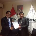 El OEFA suscribe un convenio con la Universidad Nacional del Centro del Perú para fortalecer la Fiscalización Ambiental