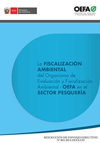 La Fiscalización Ambiental del OEFA en el Sector Pesquería