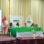 El OEFA presenta acciones de fiscalización ambiental en Pasco