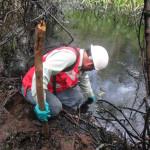 El OEFA supervisa acciones de Petroperú S.A. ante derrame de petróleo en el Tramo I del Oleoducto Norperuano en Loreto