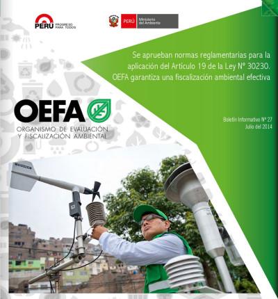 Boletín Institucional Julio 2014