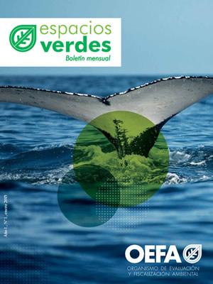 Boletín N° 01 Espacios Verdes