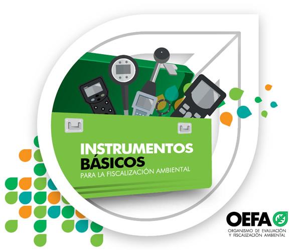 Instrumentos básicos para la Fiscalización Ambiental