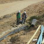 Acciones del OEFA logran que la Compañía Minera San Simón S.A. paralice actividades para evitar un impacto negativo en el río Suro en La Libertad
