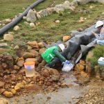 El OEFA dicta medidas preventivas contra minera Anabi para evitar afectación de la quebrada Chonta en Cusco