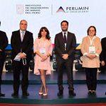 """Presidenta del OEFA participó en la mesa redonda """"Rol de los Reguladores y Supervisores en la Competitividad y Sostenibilidad"""" de Perumín 33"""